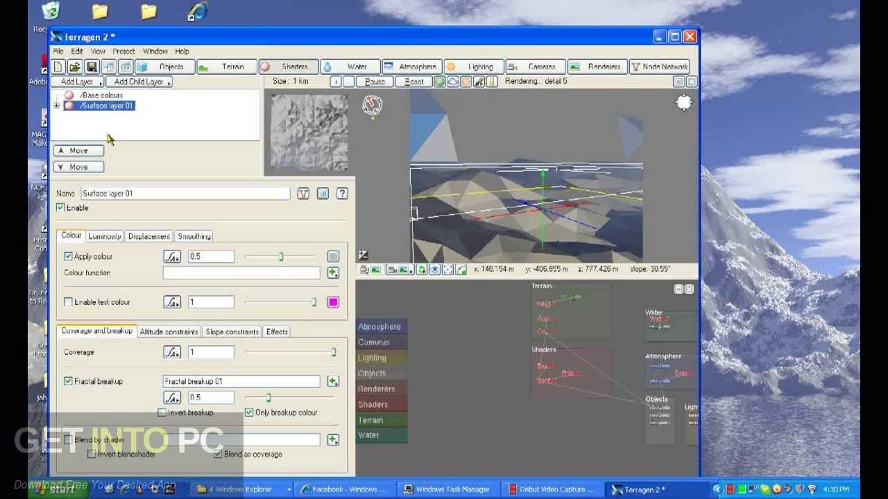 Terragen 2 Deep Edition Direct link Download-GetintoPC.com