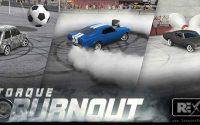 Burnout moment