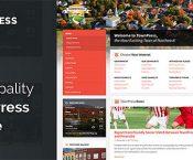 TownPress v2.4.2 – Municipality WordPress Theme