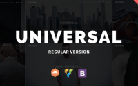 Universal v1.0.8 – Corporate WordPress Multi-Concept Theme