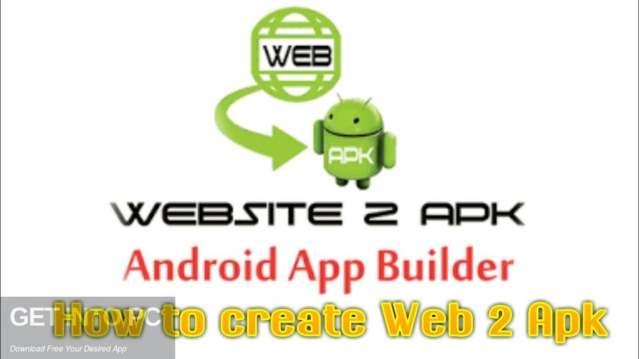 Website 2 APK Builder Pro Free Download - GetintoPC.com