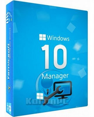 Yamicsoft Windows 10 Manager Full Download