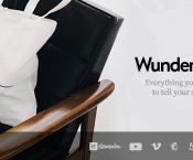 WunderMag v2.6.1 – A WordPress Blog / Magazine Theme