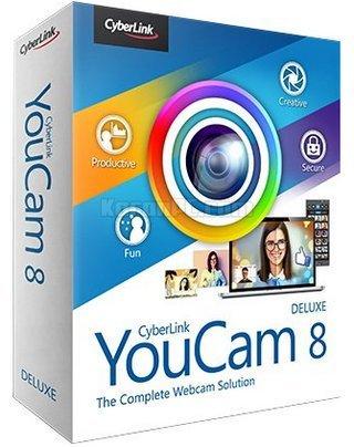 CyberLink YouCam Deluxe 8 Full Download