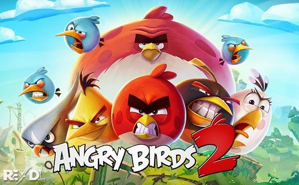 Angry Birds 2 APK + MOD + DATA