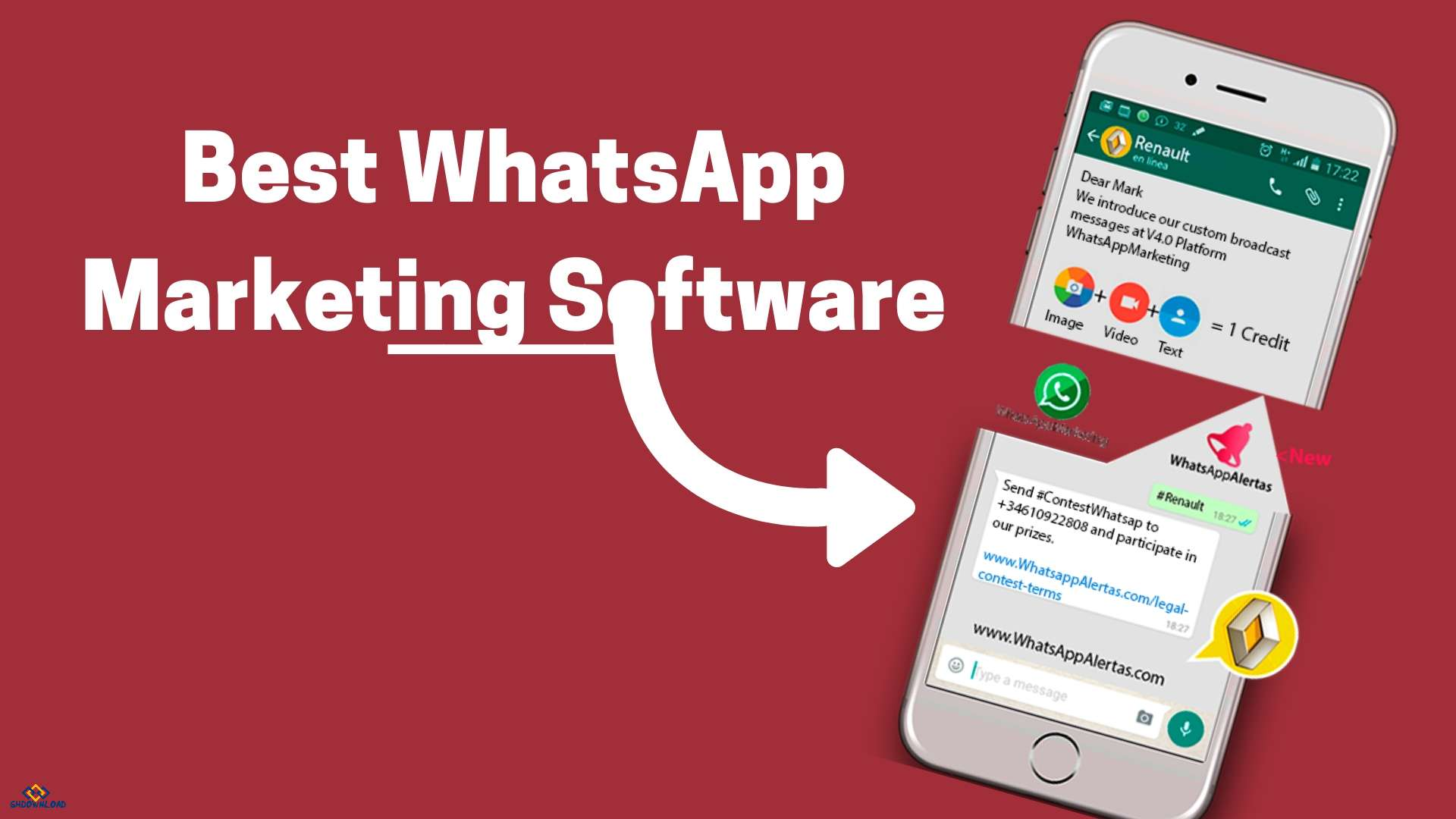List of the best programs and tools Whatsapp Marketing | With unlimited contact