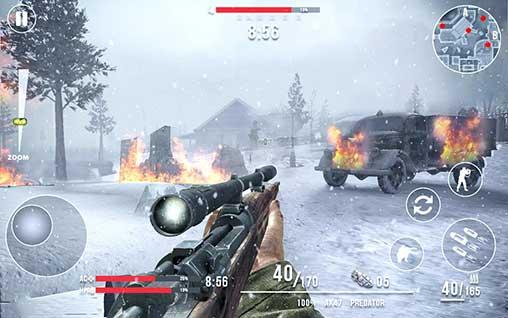 Call of the Sniper WW2: Final Battlefield Apk