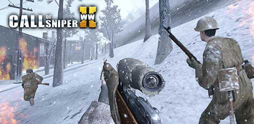Call of the WW2 Sniper: The Last Battlefield