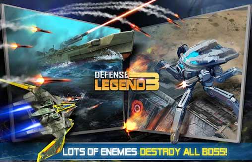 Defense Legend 3: Future War