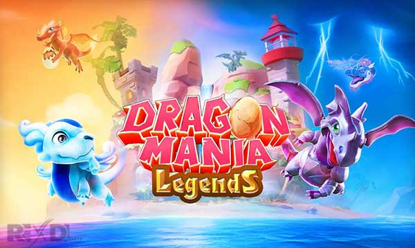 Legends of the dragon mania