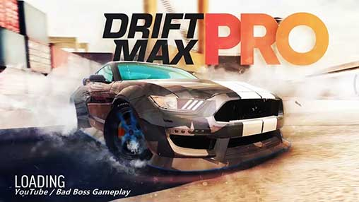 Drift Max Pro - game for drifting