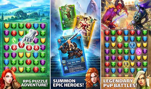 Empires and puzzles: RPG Quest Apk