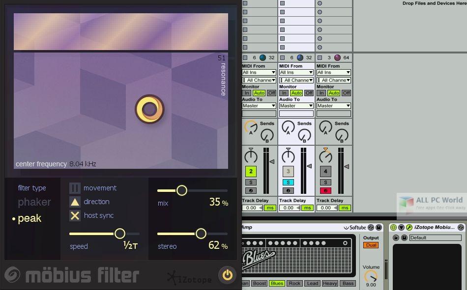 iZotope Mobius Filter VST v1.0