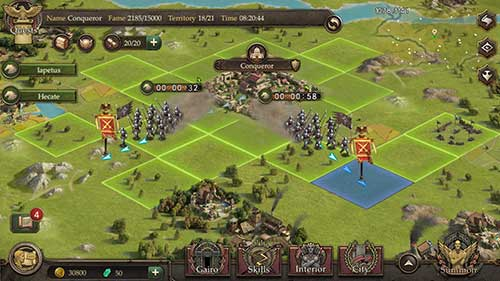 Immortal Conquest Apk