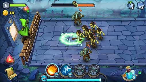 Magic Siege - Defender Apk