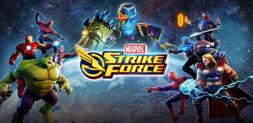 MARVEL shock force