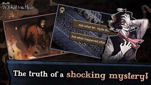 Mazma: Jekyll and Hyde Apk