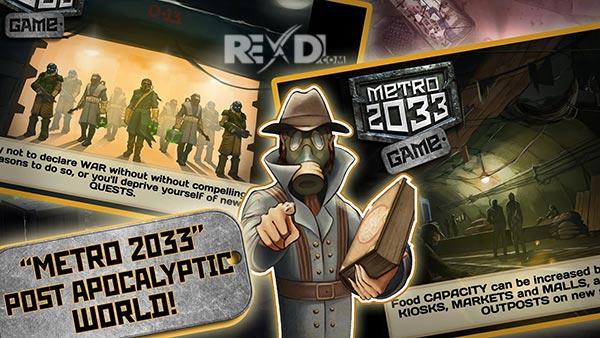 Metro 2033 War