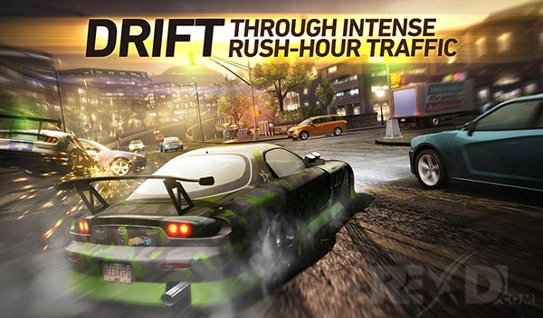 Need for speed Unlimited Drift