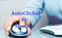 Auto Clicker By Shocker Free Download