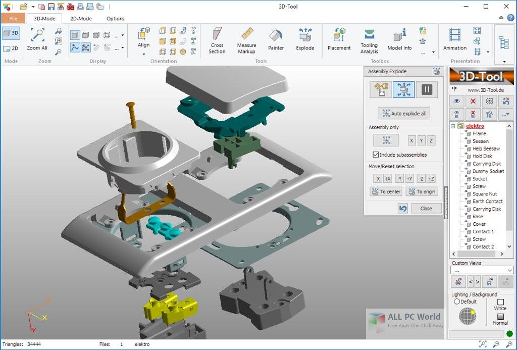 Premium 3D Tool 13.2 Free Download