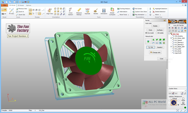 Premium 13.2 3D tool
