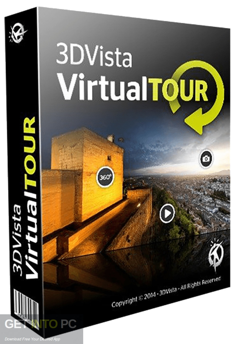 3DVista Virtual Tour Suite 2019 Free Download - GetintoPC.com