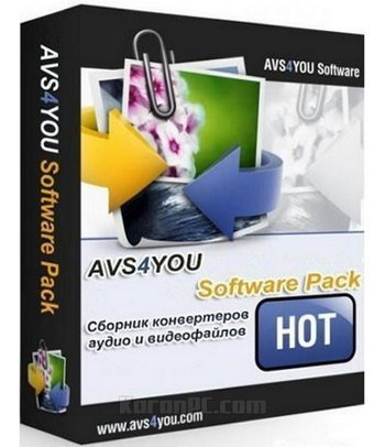 Download AVS4YOU AIO software package