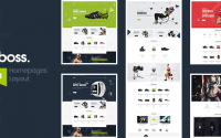 Aboss v1.1.3 – Responsive Theme for WooCommerce