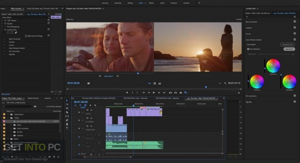 Direct link to Adobe Premiere Pro CC 2019 - GetIntoPC.com