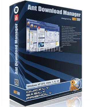 Ants download manager