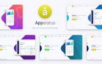 Apparatus v1.3 – A Multi-Purpose One-Page Landing Theme
