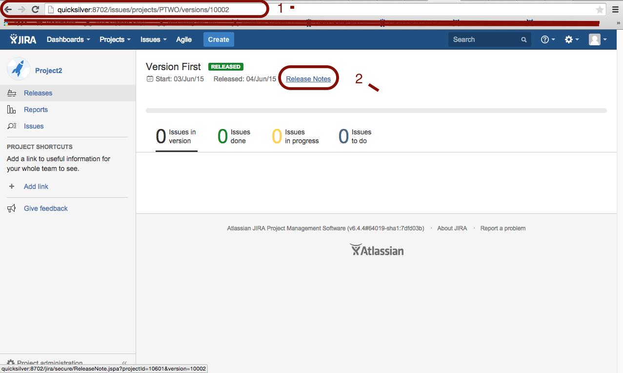 Atlassian JIRA 6.4.4 Download direct link