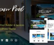 Bassein v1.0.1 – Swimming Pool Service WordPress Theme