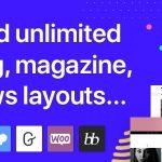 Blogit v1.2.0 – Blog & Magazine WordPress Theme