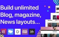 Blogit v1.2.0 – Blog & Magazine WordPress Theme