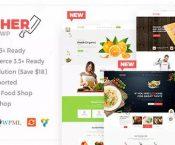 Butcher v2.8 – Meat, Organic Shop Woocommerce Theme
