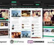 Bzine v2.0 – WordPress Premium HD Magazine
