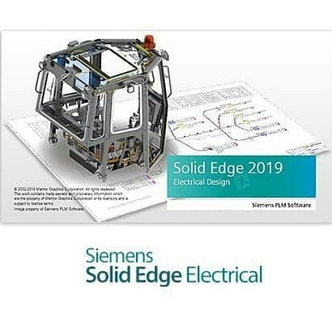 Siemens Solid Edge Electrical 2019 SP1 Free Download - Full