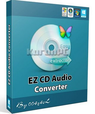EZ CD Audio Converter 8 Download Full