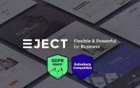 Eject v1.3 – Web Studio & Creative Agency WordPress Theme