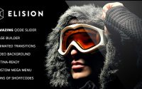 Elision v4.0.8 – Retina Multi-Purpose WordPress Theme