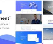 Exponent v1.0.3 - Theme of Modern Multi-Purpose Business