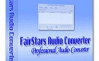 FairStars Audio Converter Pro 2.20 Free Download