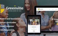 Greenville v1.3.0 – A Private School WordPress Theme