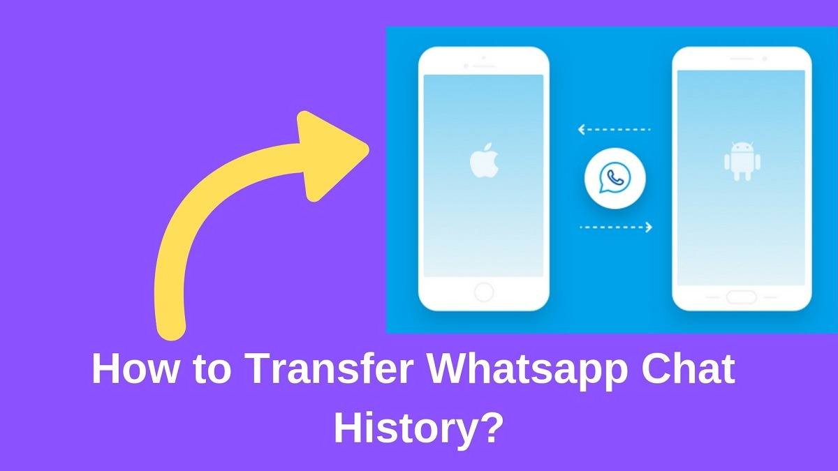 Can you download whatsapp chat history