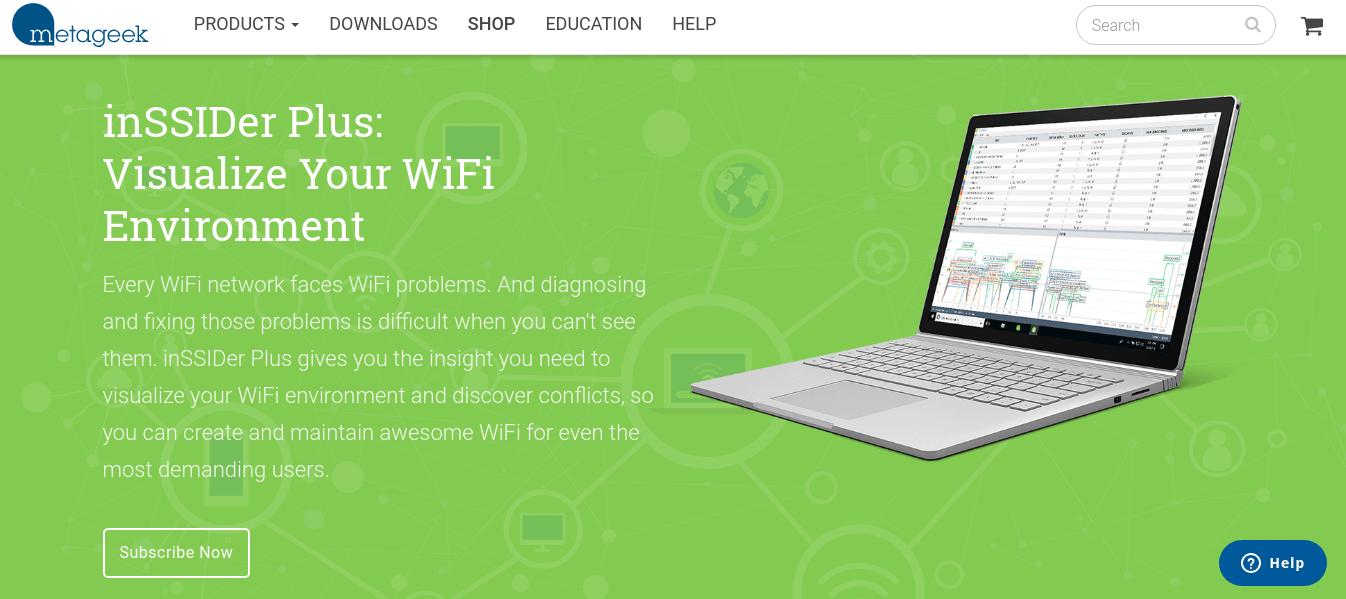 Wi-Fi analyzer online