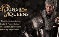 Kings & Queens v1.1 – Historical Reenactment Theme