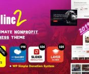Lifeline 2 v3.4.7 – An Ultimate Nonprofit WordPress Theme