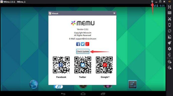Download Android MEmu Emulator